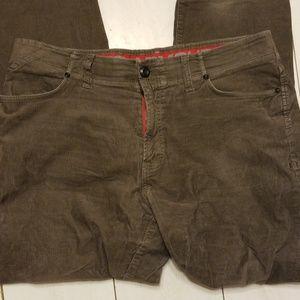 Under Armour corduroy pants men's size 38×30